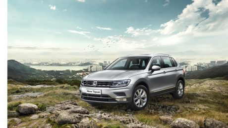 Volkswagen India launched VW Tiguan in India at Rs. 27.98 lakhs