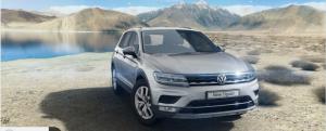 Volkswagen Tiguan Review & Images