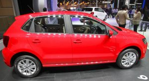 Volkswagen Polo Highline Plus Side View - PPS Motors