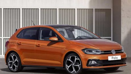 Volkswagen New Polo 2018