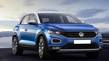 Volkswagen SUV T-ROC