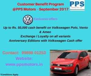 Volkswagen Festive Offers